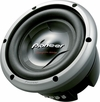 "Pioneer (TS-W2502D2) 10"" Champion Series PRO Subwoofer with 3000 Watts Max. (800 Watts Nom.)"