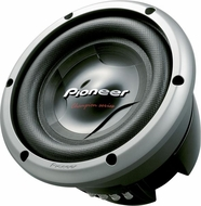 "Pioneer (TS-W2502D4) 10"" Champion Series PRO Subwoofer with 3000 Watts Max. (800 Watts Nom.)"
