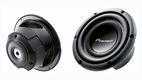 "Pioneer (TS-W253R) 10"" Component Subwoofer with 1000 Watts Max. Power"