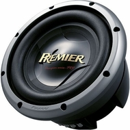 """Pioneer (TS-W3002D4) 12"""" Champion Series PRO Subwoofer with 3500 Watts Max. (1000 Watts Nom.)"""