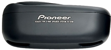Pioneer (TS-X150) 3-Way Surface Mount Speaker with 60 Watts Maximum Power