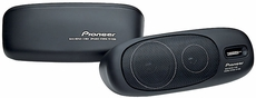 Pioneer (TS-X200) 3-Way Surface Mount Speaker with 80 Watts Maximum Power