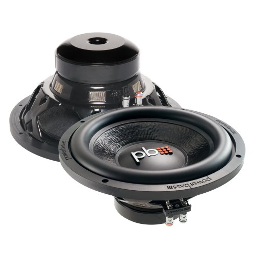 PowerBass (M-124) 12-Inch 750 Watt Subwoofer