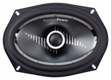 "Precision Power (PC.692) 6"" x 9"" 2-Way Power Class Full Range Components Speaker"