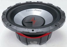 "Precision Power (S.15) 15"" Sedoma Car Subwoofer"