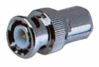 Pyle Home (PBNC054) Bnc Plug Clamp-On Connector