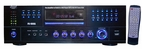 Pyle Home (PD1000A) 1000 Watt AM-FM Receiver w/ Built-in DVD/MP3/USB