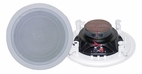 Pyle Home (PDIC81RD) 8'' Two-Way In-Ceiling Speaker System