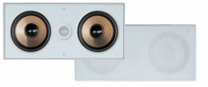 Pyle Home (PDIWCS62) Dual 6.5'' 2-Way In-Wall Center Channel Speaker System