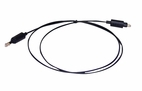 Pyle Home (PDOC6) 6 Ft Toslink Optical Digital Audio Cable