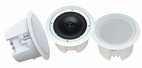 Pyle Home (PDPC62) 6 1/2'' In-Ceiling 2-Way Flush Mount Enclosure Speaker System