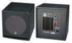 Pyle Home (PDSUB10A) 10'' 400 Watt Front-Firing Powered Subwoofer