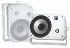 "Pyle Home (PDWR50W) 6.5"" Indoor/Outdoor Waterproof Speakers (White)"