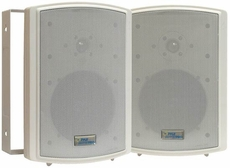 Pyle Home (PDWR63) 6.5'' Indoor/Outdoor Waterproof On Wall Speakers