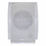 Pyle Home (PDWT5) 5.25'' Indoor Surface Mount PA Wall Speaker w/ 70V Transformer