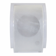 Pyle Home (PDWT6) 6.5'' Indoor Surface Mount PA Wall Speaker w/ 70V Transformer