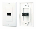 Pyle Home (PHDMF1) Single HDMI Wall Plate