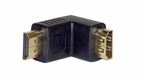 Pyle Home (PHDMFCI) HDMI Male to Female Coupler - 90 Degree