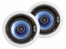 Pyle Home (PIC6E) 250 Watt 6.5'' Two-Way In-ceiling Speaker System w/Adjustable Treble Control