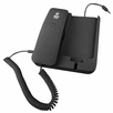 Pyle Home (PIRTR60BK) Handheld Phone and Desktop Dock for iPhone (Black Color)