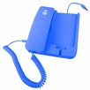 Pyle Home (PIRTR60BL) Handheld Phone and Desktop Dock for iPhone (Blue Color)