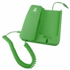Pyle Home (PIRTR60GR) Handheld Phone and Desktop Dock for iPhone (Green Color)