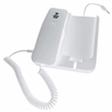 Pyle Home (PIRTR60WT) Handheld Phone and Desktop Dock for iPhone (White Color)