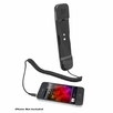 Pyle Home (PITP8BK) Handset for iPhone, iPad, iPod, and Android Phones - Easy Use - Black