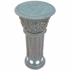 Pyle Home (PLFPL2) 6.5'' 2-Way Waterproof Light Column Garden Speaker