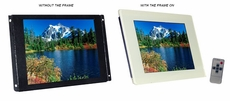 Pyle Home (PLVW10IW) 10.4'' In-Wall Mount TFT LCD Flat Panel Monitor w/VGA Input