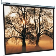 "Pyle Home (PRJMS119) 119"" Hanging Manual Pull-Down Projector Screen"