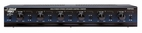 Pyle Home (PSPVC6) 6 Channel High Power Stereo Speaker Selector W/Volume Control