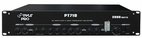 Pyle Home (PT710) 19'' Rack Mount 2000 Watt PA Amplifier with 3 Way Frequency Selectors