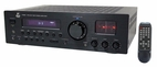 Pyle Home (PT990A) 1000 Watts AM/FM Multi Source Digital Receiver & Vacuum Tube Amplifier w/USB/IPod Inputs