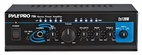 Pyle Home (PTA4) Mini 2x120 Watt Stereo Power Amplifier w/ AUX/CD Input