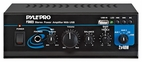 Pyle Home (PTAU23) Mini 2x40 Watt Stereo Power Amplifier w/ USB/AUX Inputs