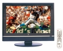 Pyle Home (PTC19LC) 19'' Hi-Definition LCD Flat Panel TV