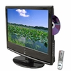 "Pyle Home (PTC23LD) 22"" Hi-Definition LCD Flat Panel TV w/ Built-In DVD Player"