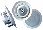 Pyle Home (PWRC61) 6.5'' 2-Way In ceiling Stereo Speaker Weather Proof