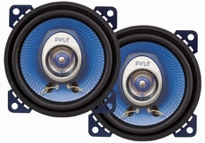 Pyle (PL42BL) 4'' 180 Watt Two-Way Speakers