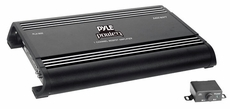 Pyle (PLA1800) 1 Channel 2400 Watts Bridgeable Mosfet Amplifier