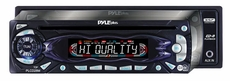 Pyle (PLCD28M) AM/FM Receiver Auto Loading CD/ MP3 Player