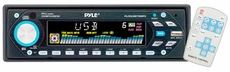 Pyle (PLCDUSB78MP3) AM/FM-MPX CD/MP3 Player w/USB/SD Input & Motorized Slide Down Detachable Face