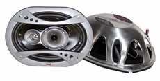 Pyle (PLCH693) 6'' x 9'' 360 Watt 3-Way Speaker System