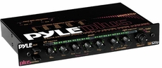 Pyle (PLE520P) 5-Band Rotary Control Pre-Amp Parametric Equalizer W/ Subwoofer Output