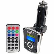 Pyle (PLFMP3) Car MP3/MP4/USB Player FM Modulator