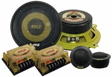 Pyle (PLG5C) 5.25'' 300 Watt 2-Way Custom Component System