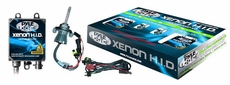 Pyle (PLHIDH4K) 8000K Xenon Dual Beam (Low/High) HID Conversion Kit - H4 Headlamp Bulb