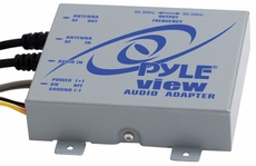 Pyle (PLMD2) 2 Channel Wired FM Modulator