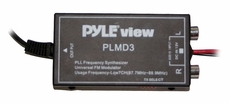 Pyle (PLMD3) 7 Channel FM Wired Stereo FM Modulator